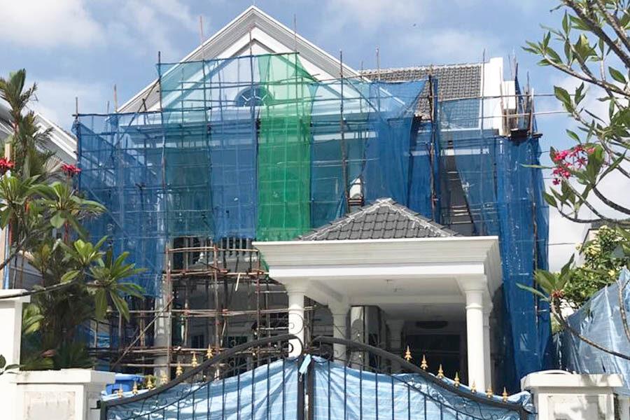 Landed House Repainting